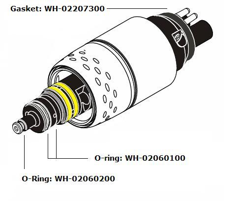 W&H Roto Quick Coupling
